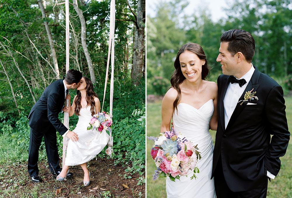 marianmade farm wedding shot on film
