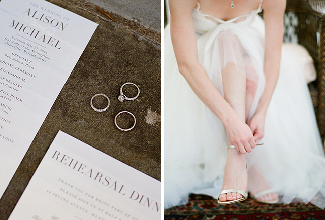Film wedding photographer - Sarah Der Photography