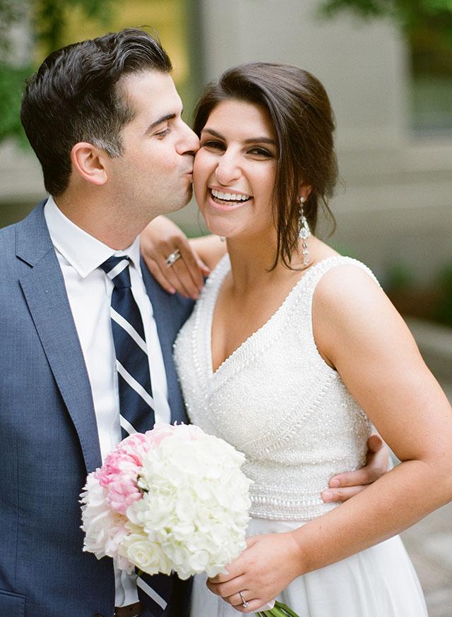 destination elopement in Boston, MA - Sarah Der Photography