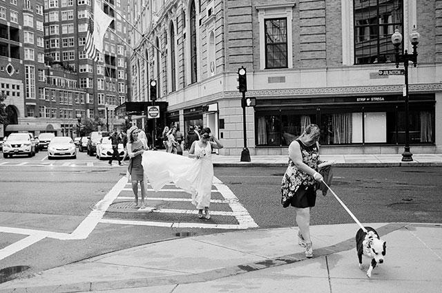 city elopement photographer - Sarah Der Photography