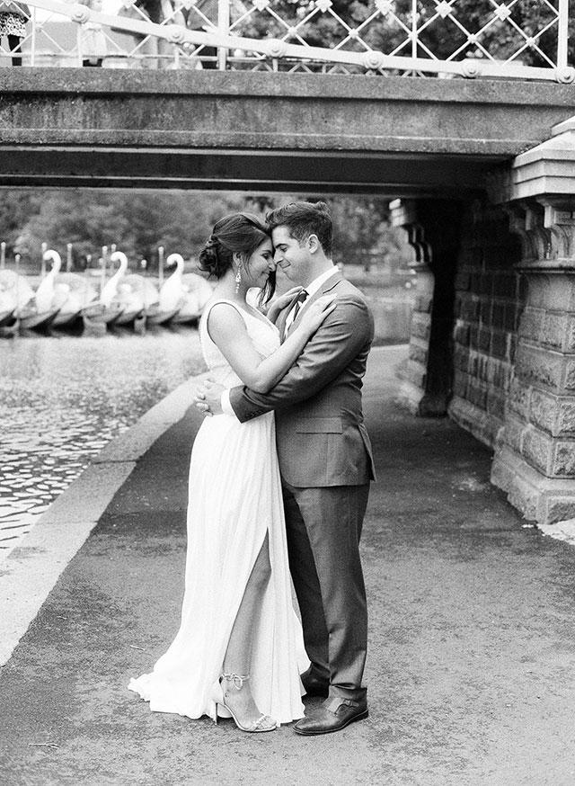 downtown wedding portraits - Sarah Der Photography
