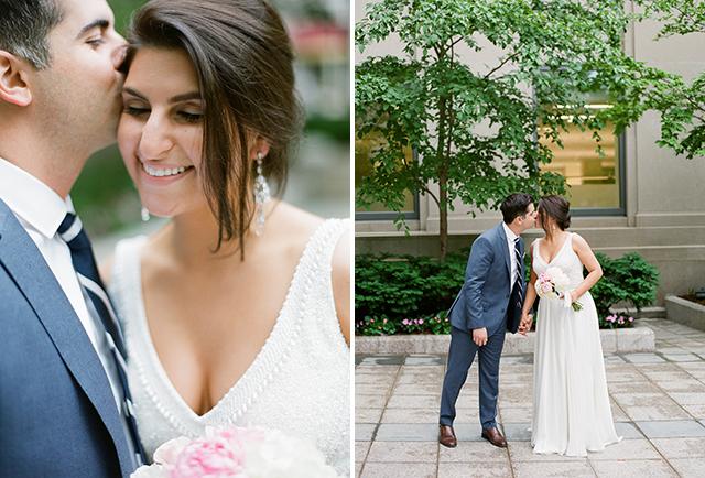elegant wedding photos and portraits - Sarah Der Photography