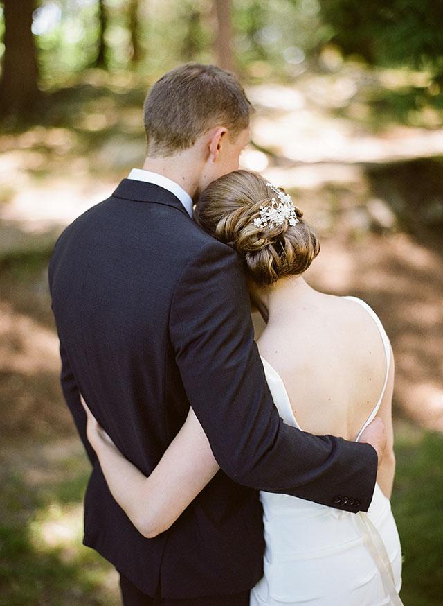 MID endicott wedding portraits - Sarah Der Photography