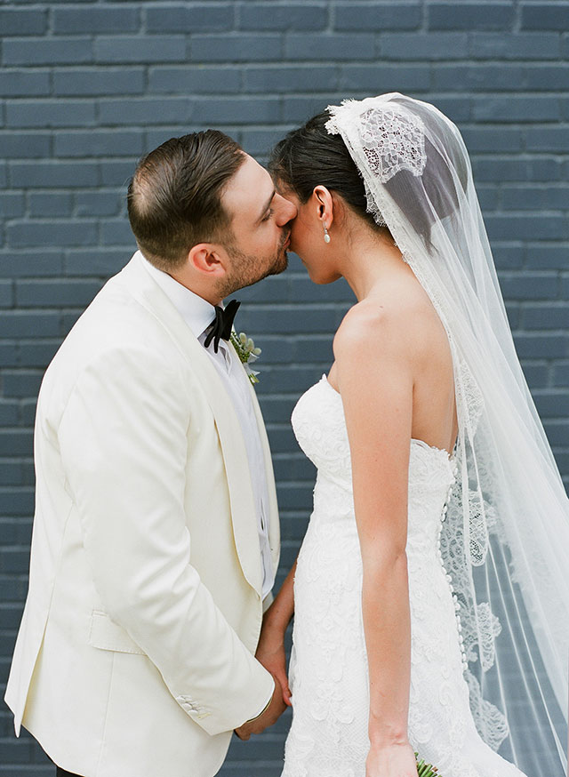 Wythe Hotel Wedding - Sarah Der Photography