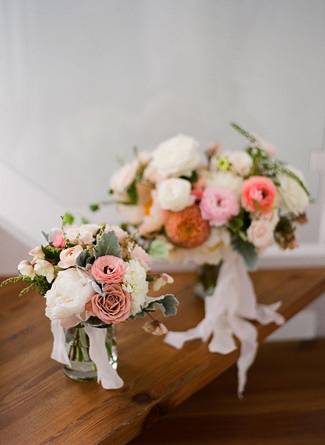 NYC best Floral Design for wedding - Sarah Der Photography