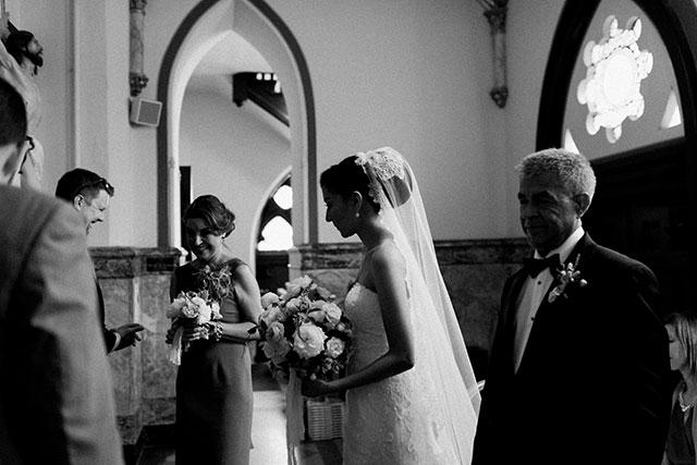 ST. STANISLAUS KOSTKA CHURCH wedding - Sarah Der Photography