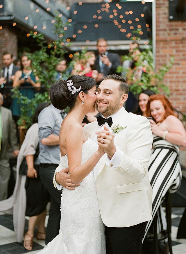Wythe Hotel Wedding - Sarah Der Photography