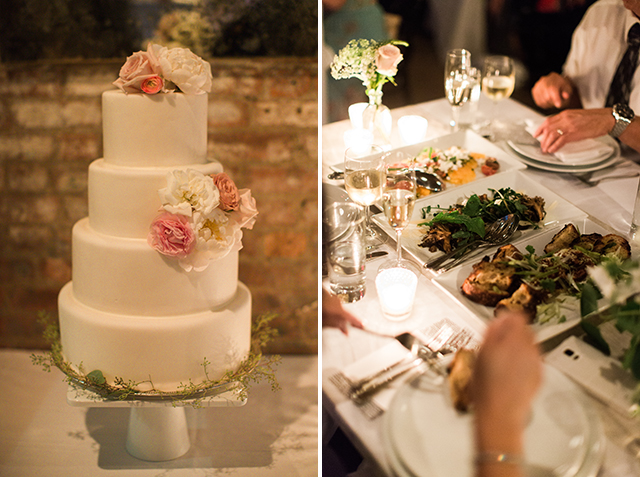 Catering by Wythe Hotel - Sarah Der Photography