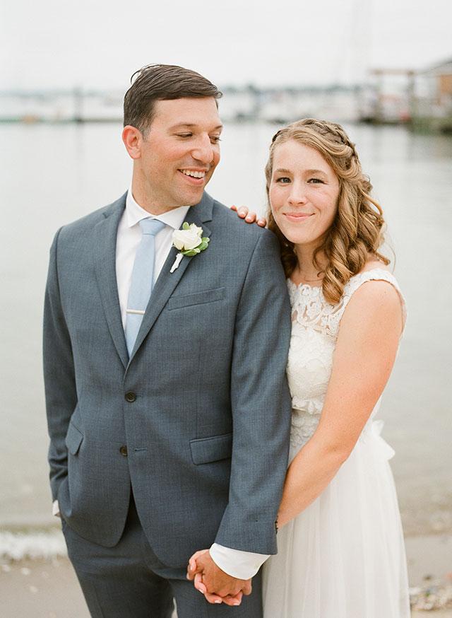 stamford yacht club wedding - Sarah Der Photography