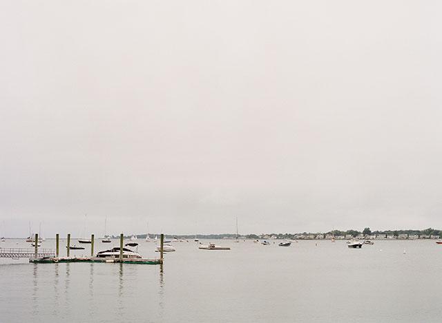 Coastal wedding venue in Connecticut - Sarah Der Photography