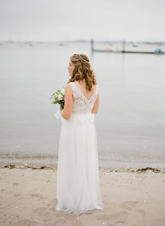 Connecticut film wedding photographer - Sarah Der Photography