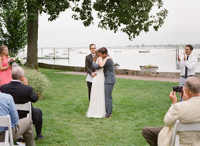 bhldn wedding gown - Sarah Der Photography