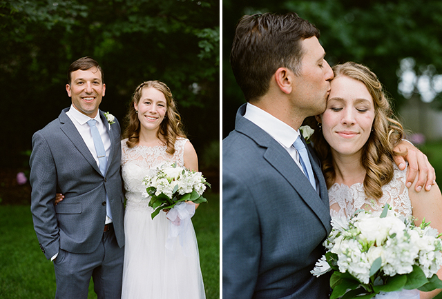 fine art film wedding portraits - Sarah Der Photography