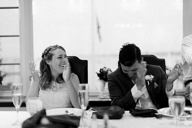 candid wedding photos - Sarah Der Photography