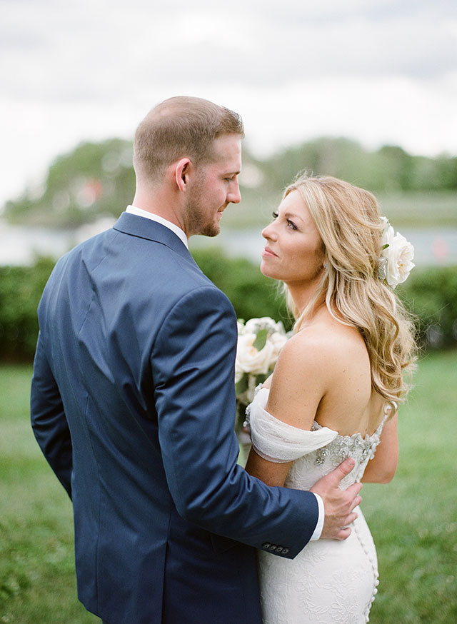 Kennebunkport wedding photographer - Sarah Der Photography