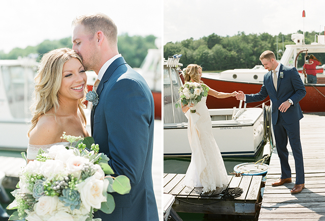 elegant and classic wedding photography - Sarah Der Photography