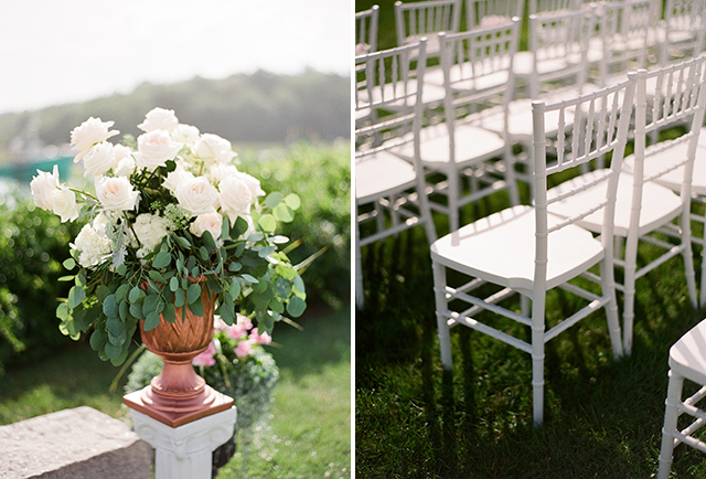 Classic wedding on the coast - Sarah Der Photography