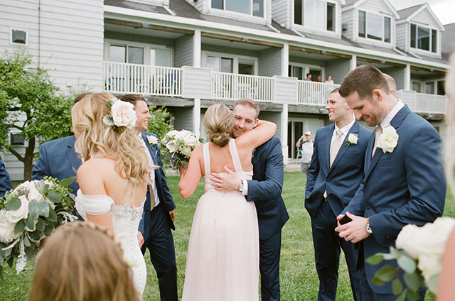 Candid photos of the happy couple - Sarah Der Photography