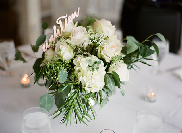 Flowers and more wedding floral design - Sarah Der Photography