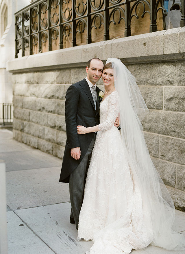 Lotte Palace Wedding portraits in downtown NYC - Sarah Der Photography