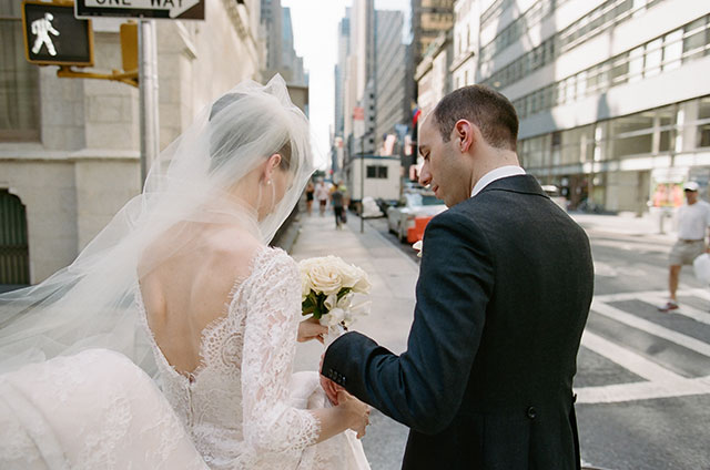 manhattan wedding portraits - Sarah Der Photography
