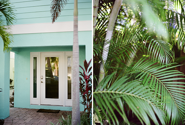 rented house for getting ready in Anna Maria FL - Sarah Der Photography