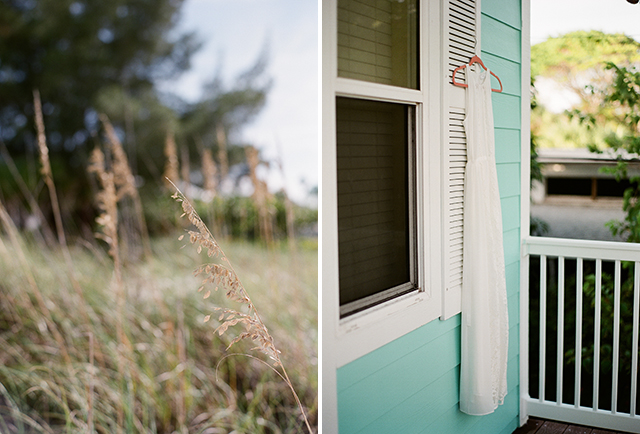 beach elopement outside Tampa - Sarah Der Photography