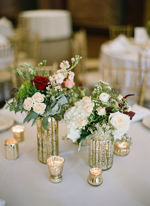 Floral design by Jane Rogers - Sarah Der Photography