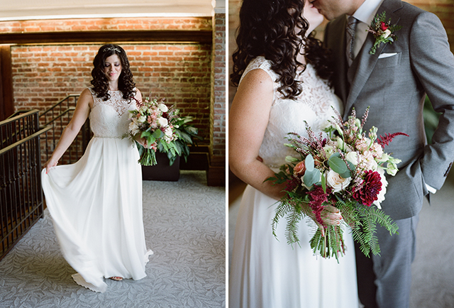 Fall wedding inspiration - Sarah Der Photography