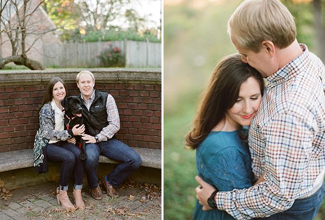 Anniversary photo session in Richmond, VA