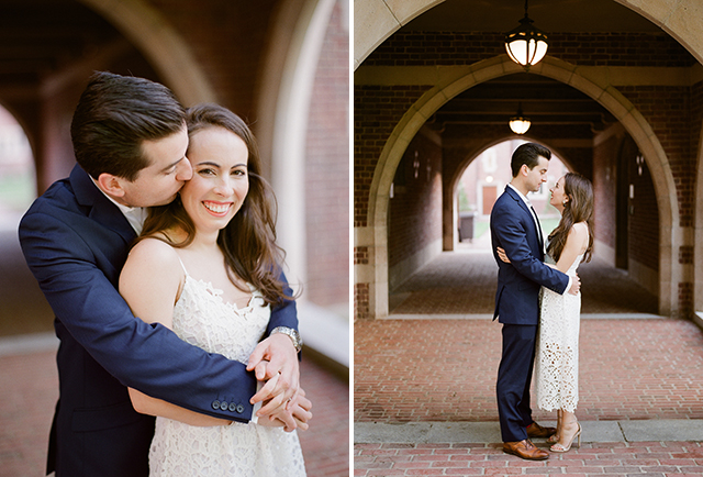 university of richmond engagement photography