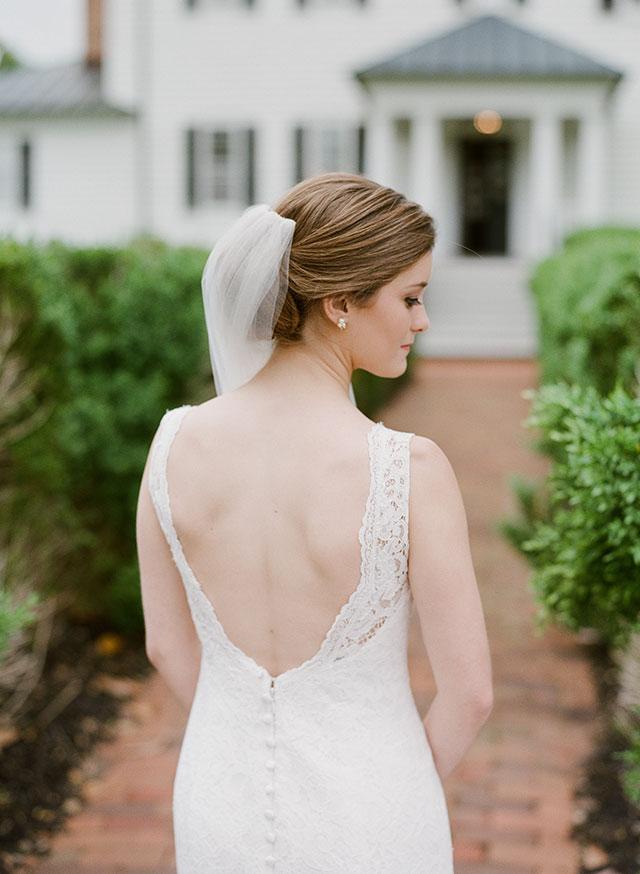 film bridal portraits