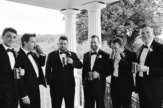 groomsmen toasts