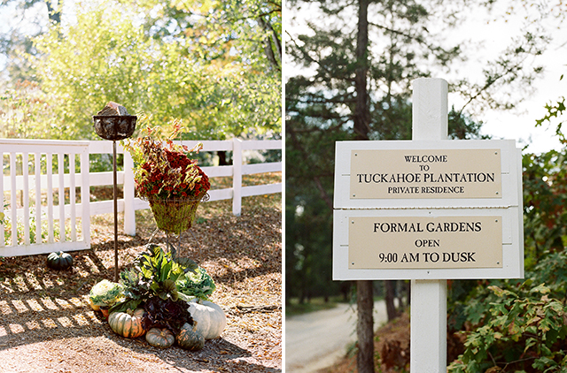 Richmond wedding at tuckahoe plantation