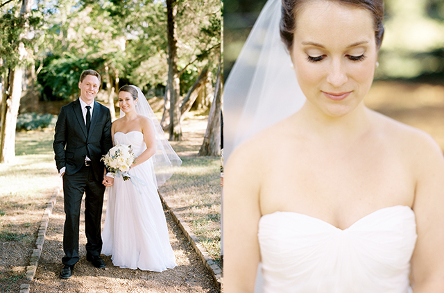portraits of bride at Sabot at Stony Point