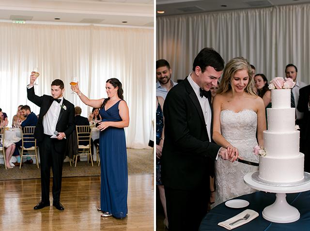 Kupcake & Co wedding cake
