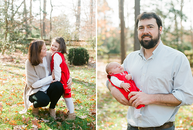 Sweet and candid family photos