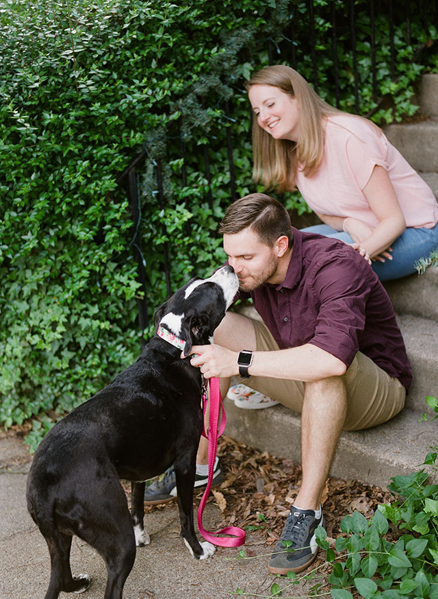 ideas for including your dog in your portrait session  - Sarah Der Photography