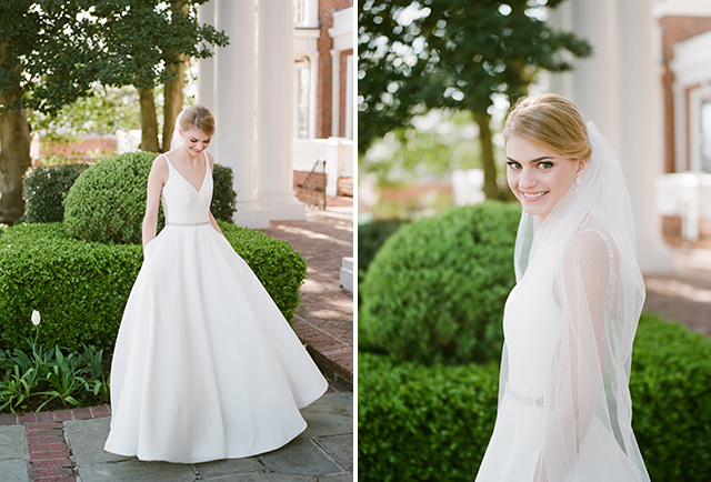 Richmond Bridal session - Sarah Der Photography