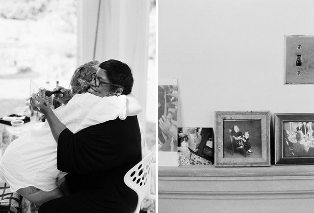sincere and joyful wedding photos  - Sarah Der Photography