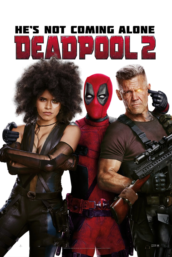 Deadpool 2 - David Leitch (2018)