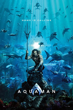 Aquaman -  James Wan (2018)