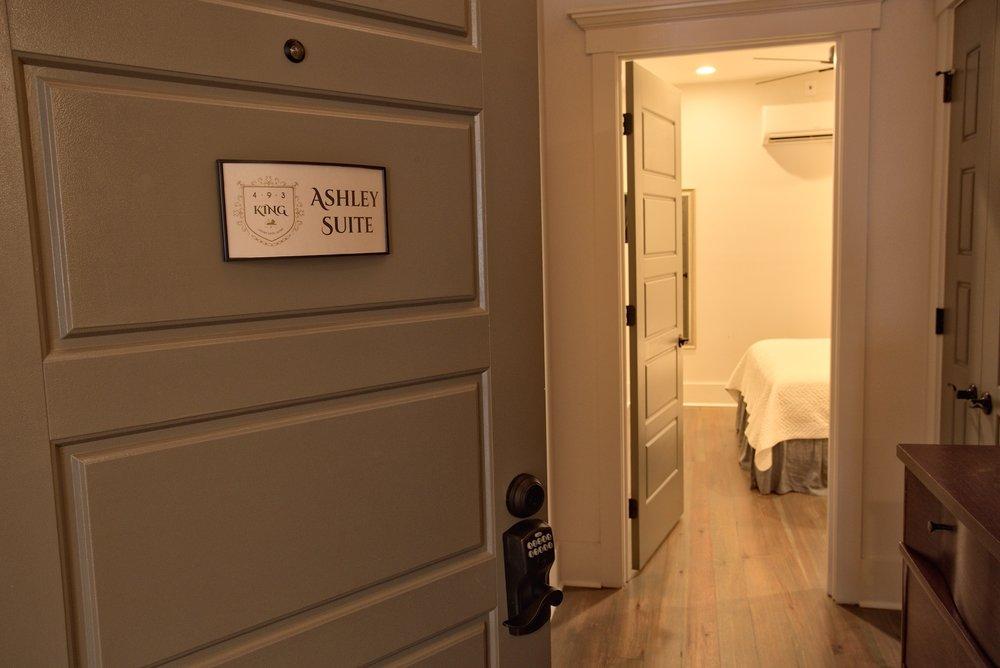 Suite on King Street Charleston SC Vacation Rental The Ashley Suite3.jpeg