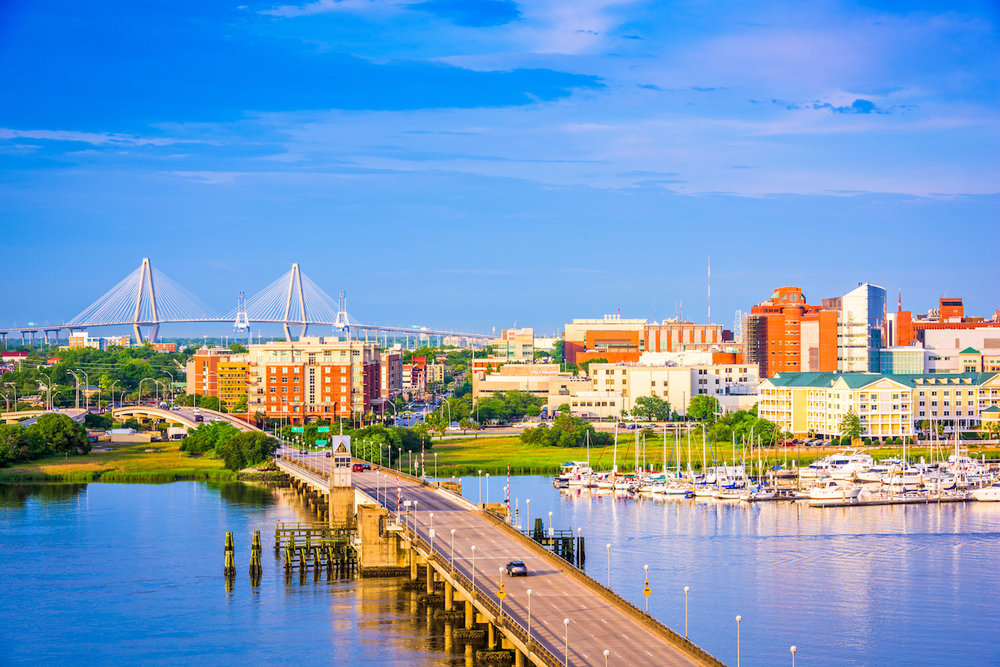 SURROUNDING CHARLESTON AREA -