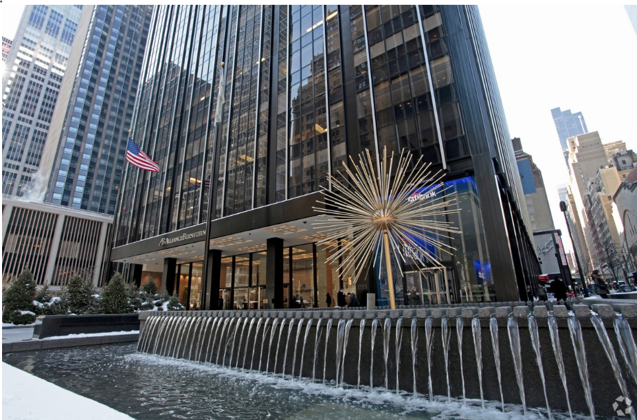 Buildings nyc fund spaces for 1290 avenue of the americas sixth floor