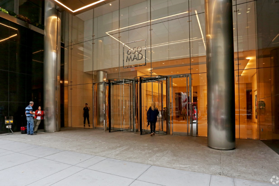 650 Madison Avenue Entrancew.PNG