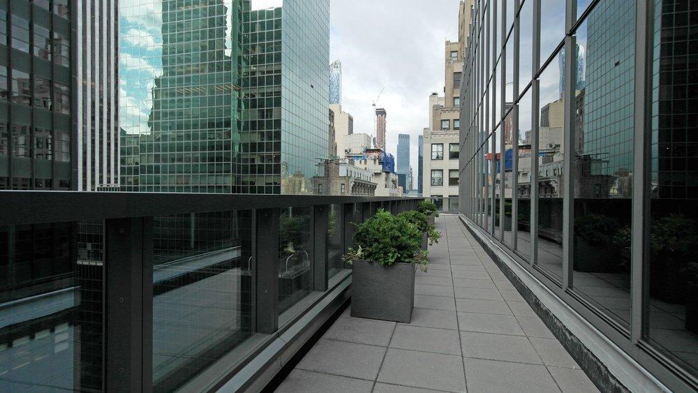 Wraparound Terrace
