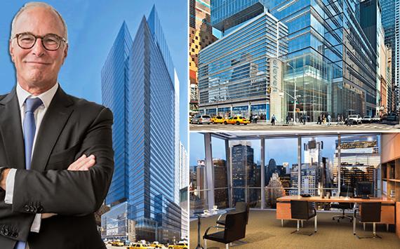 Steven Pozycki and 11 Times Square (Credit: Eleven X)