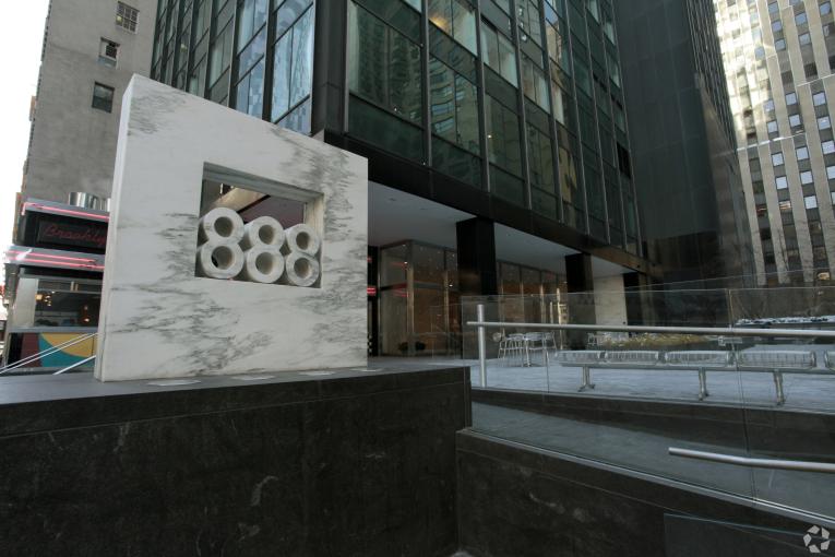 888 Seventh Avenue. Photo: CoStar