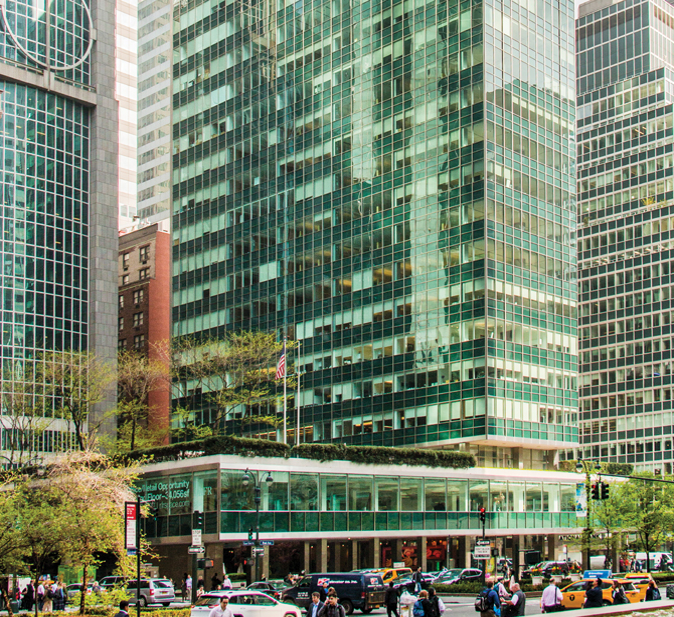 Lever House Spectacular Short Term Sublease Hedge Fund